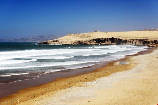 essaouira spiaggia