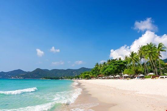 koh samui spiaggia di chaweng