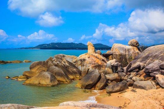 Spiaggia di Lamai, Koh Samui