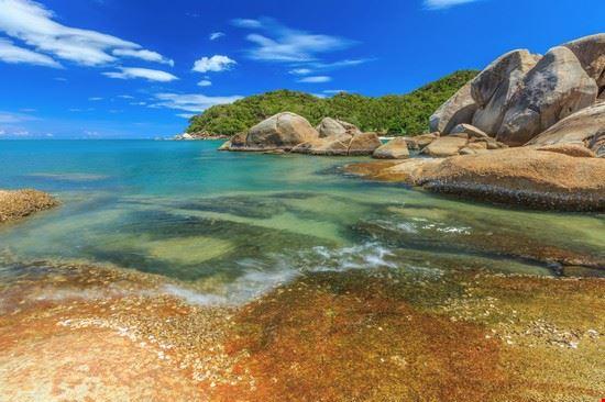 koh samui spiaggia di chaweng noi