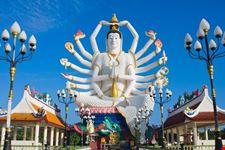 koh samui statua di buddha