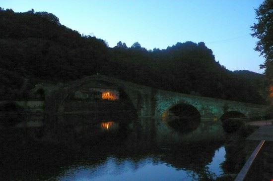 106667 abetone il ponte del diavolo