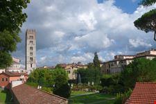 Panorama di Lucca
