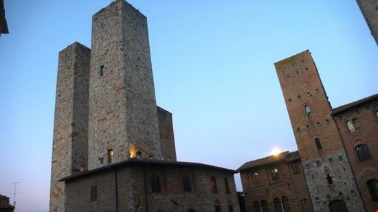 Torri di San Gimignano