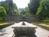 viterbo fontana dei giganti a villa lante