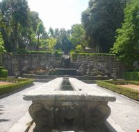 106715 viterbo fontana dei giganti a villa lante