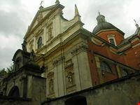 la chiesa dei santi pietro e paolo cracovia