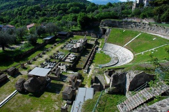 Teatro Romano di Sessa Aurunca