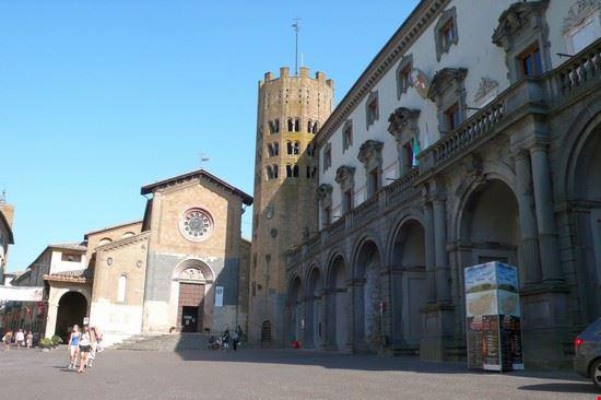 orvieto la chiesa di sant  andrea ad orvieto