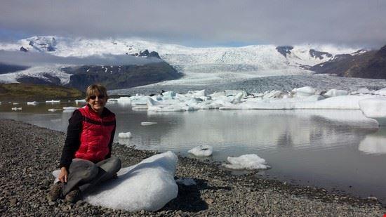 reykjavik la laguna glaciale