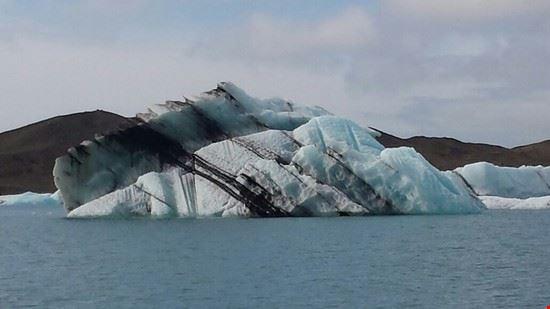 reykjavik l   iceberg piu bello
