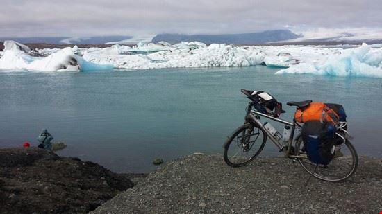 bici e ghiaccio reykjavik