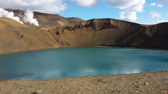la magia del vulcano reykjavik