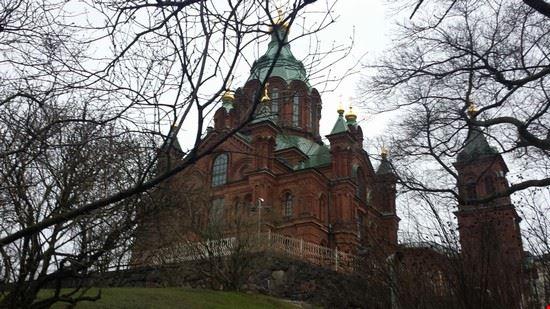 helsinki la cattedrale di helsinki