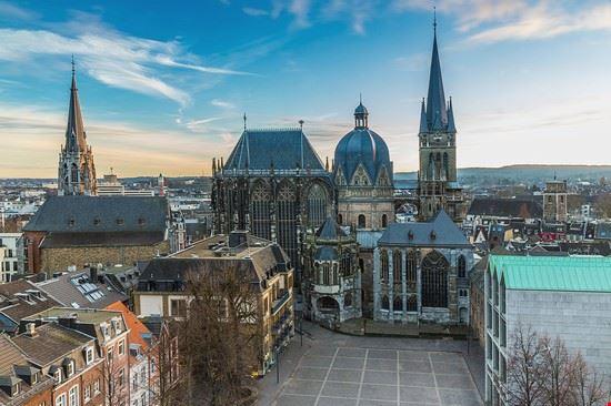 aachen aquisgrana cattedrale
