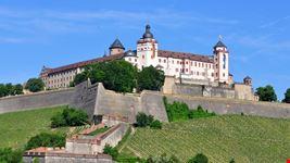 wurzburg fortezza di marienberg