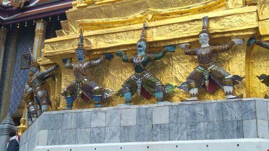 107283 bangkok il palazzo reale di bangkok