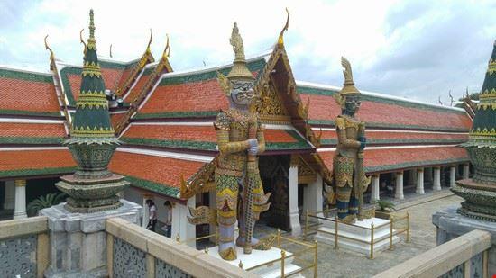 bangkok il palazzo reale di bangkok