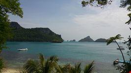 koh samui il parco marino di angtong thailandia