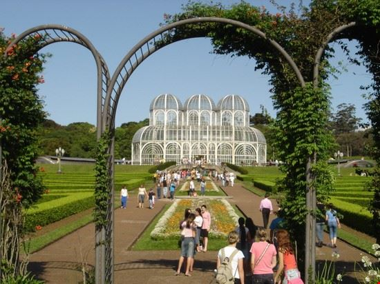 curitiba giardino botanico di curitiba