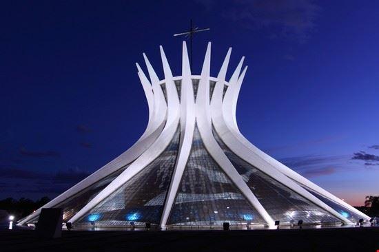 107637 brasilia cattedrale di brasilia 1