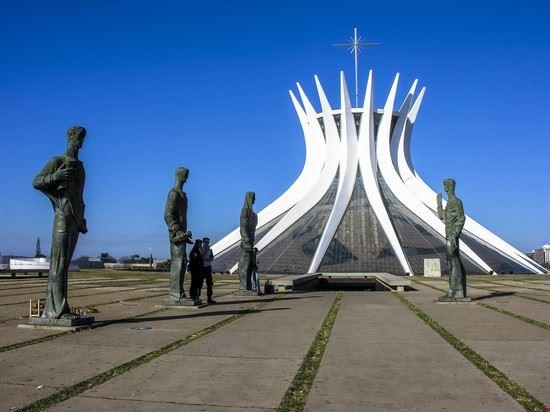 brasilia cattedrale di brasilia 2