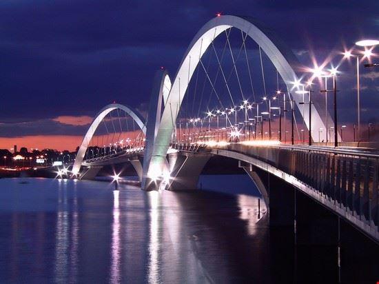 ponte jk - brasilia 1