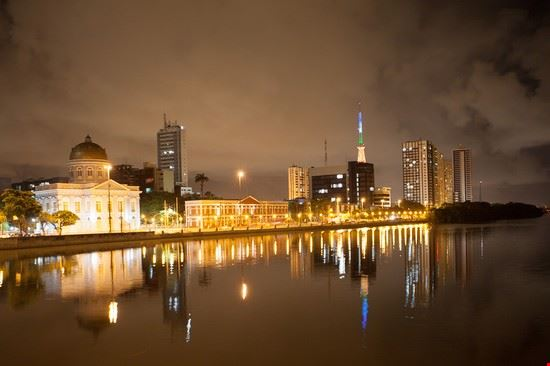 recife at night