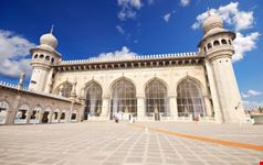 hyderabad mecca masjid