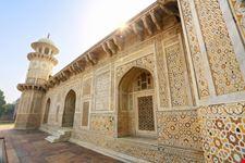 agra tomba di itimad-ud-daulah