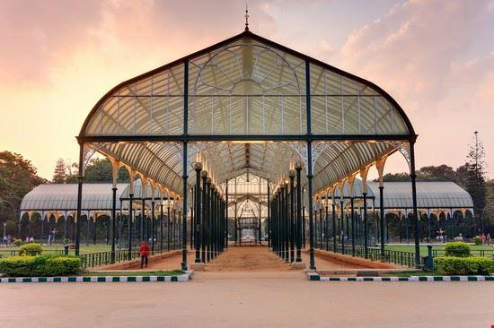 bangalore giardino botanico