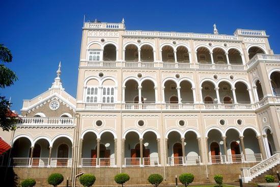 pune palazzo aga khan