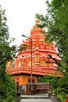 pune tempio di parvati