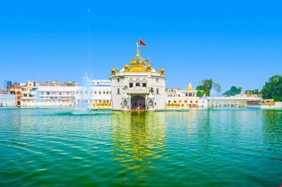 amritsar tempio di durgiana