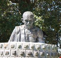 Statua di Gandhi