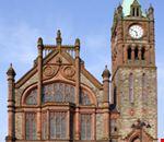 Edificio storico di Guildhall