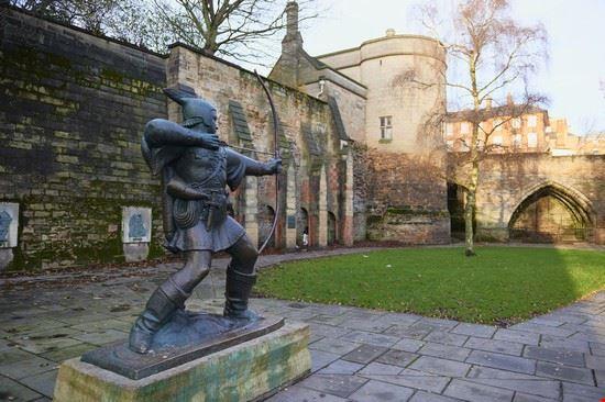 nottingham castello