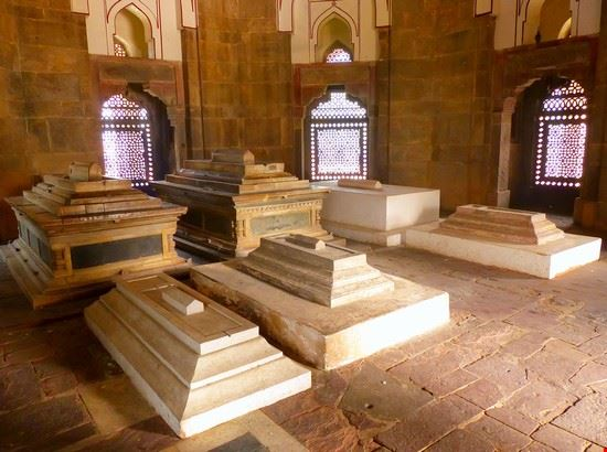 delhi tomba di humayun