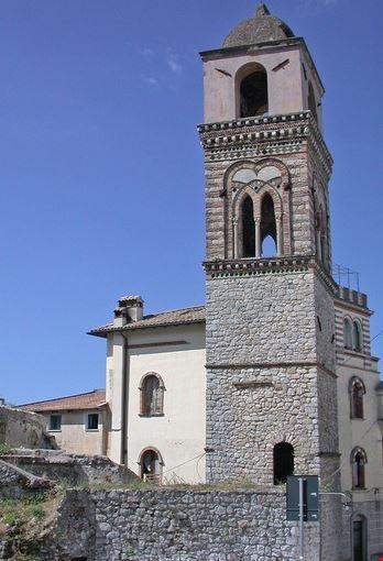 campanile santa maria maggiore itri