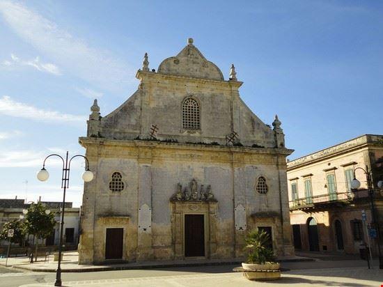 Chiesa madre di San Giorgio - Ortelle