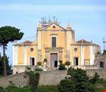 Prospetto della Chiesa del Carmine vista dai Cappuccini