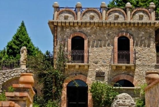 Parco museo jalari a barcellona pozzo di gotto for Arredamenti barcellona pozzo di gotto