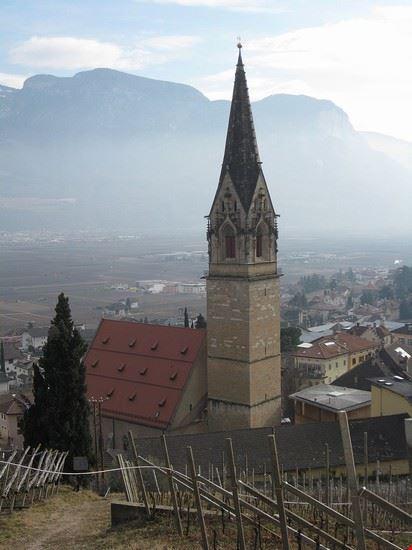 Pfarrkirche St. Quirikus und Julitta in Tramin