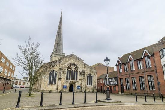 Risultati immagini per immagini chiesa di san michele a southampton