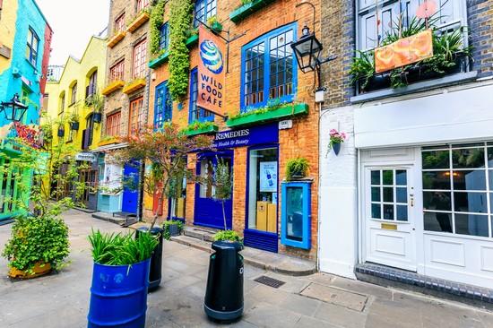 Neal S Yard London Restaurants