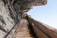 bonifacio scalinata del re