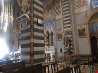 Statue ed affreschi