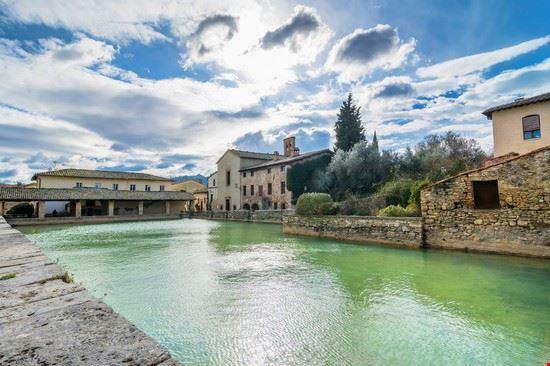 Foto Bagno Vignoni a Chianciano Terme - 550x366 - Autore: Redazione