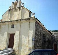 oratorio di santa croce oliena