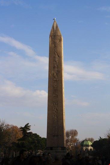obelisco di teodosio istanbul